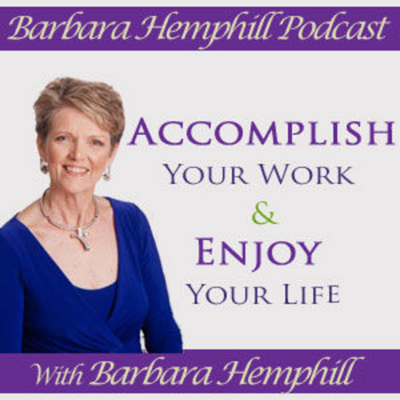 <![CDATA[Barbara Hemphill Podcast]]>